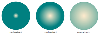 Radial Gradient 7