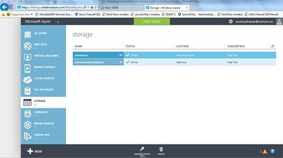 storage TAB