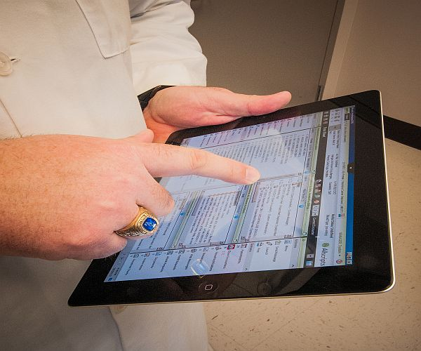 The Evolution of EHRs