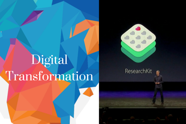 DigitalTransformation in healthcare