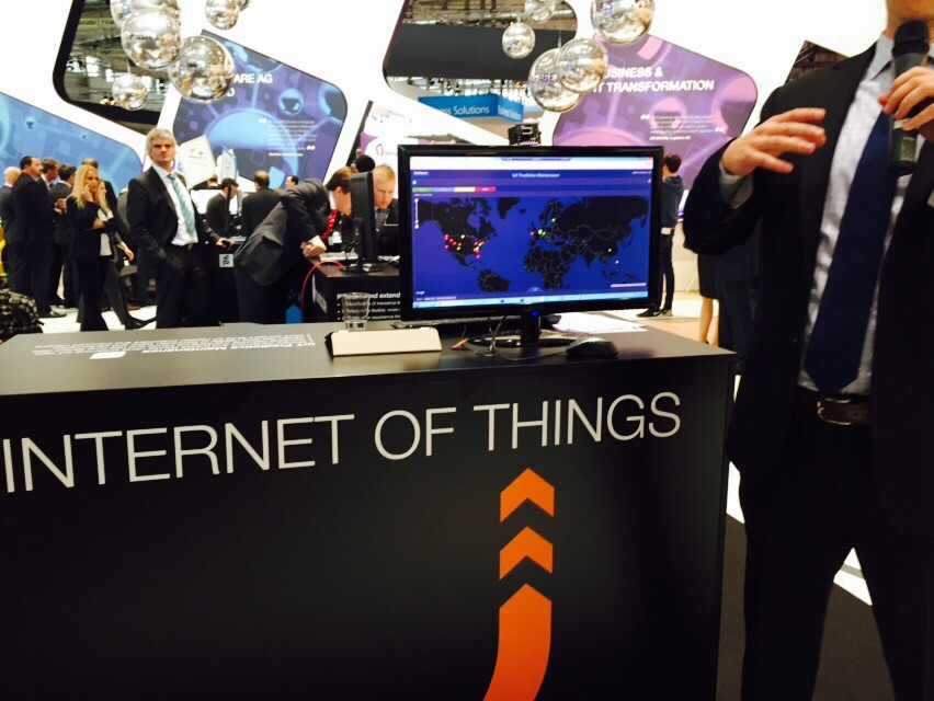 Internet of Things gets the eyeballs at CeBIT 2015
