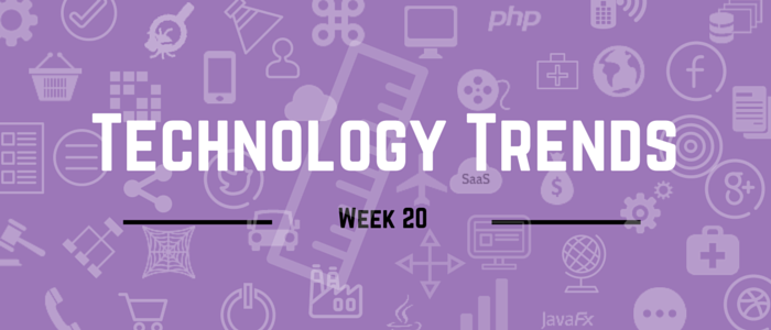 Weekly technology trends
