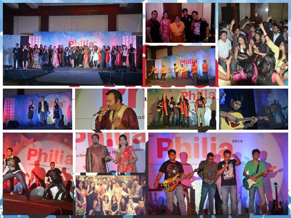 Magnanimous Talent, Unlimited Fun- Philia 2014