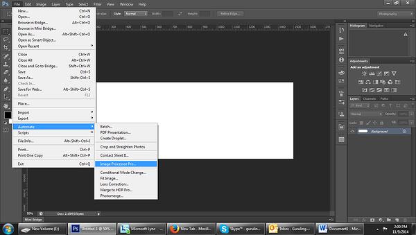 automate Image Processor Pro