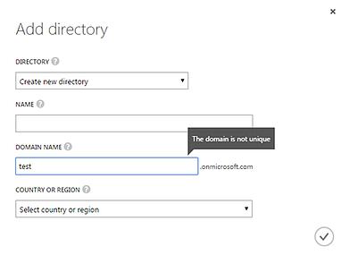 azure active directory