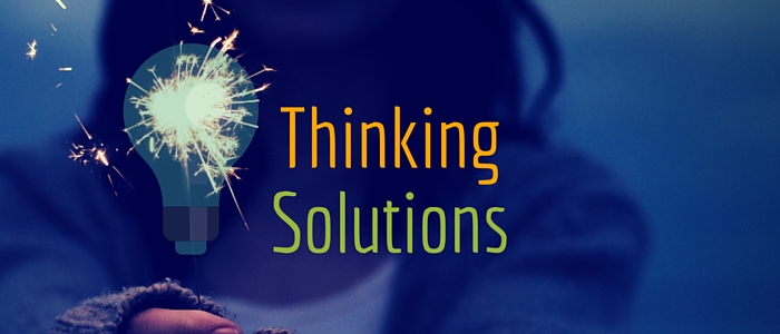 thinking solutions for customer