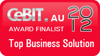 Lantana selected finalist for Top Business Solution by CeBIT AU 2012