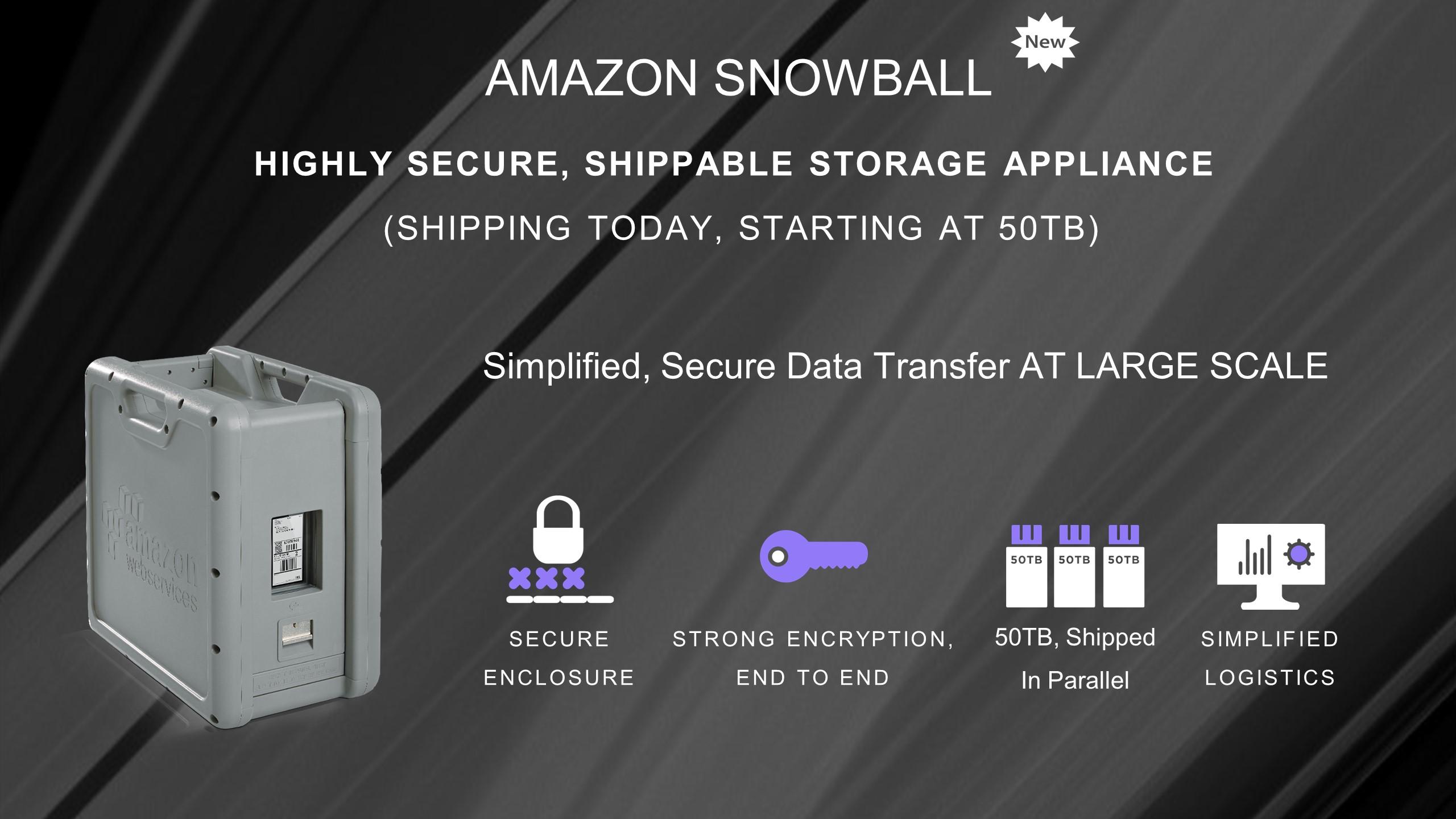 AMAZON-SNOWBALL