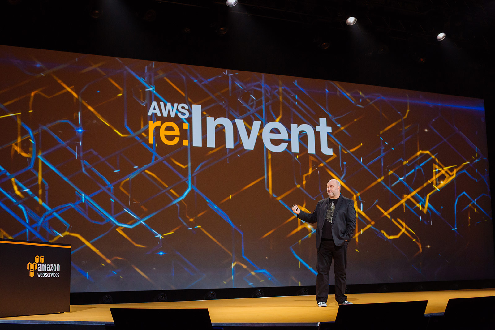 AWS re:Invent Day 2 saw service offerings in the field of big data and IoT