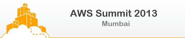AWS Mumbai Summit 2013
