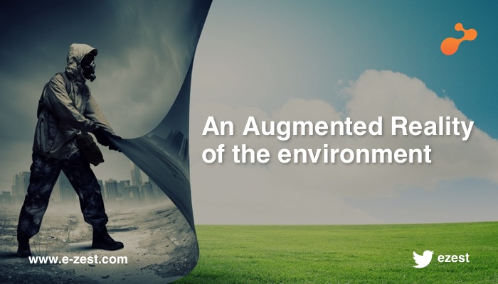 An Augmented Reality of the Environment