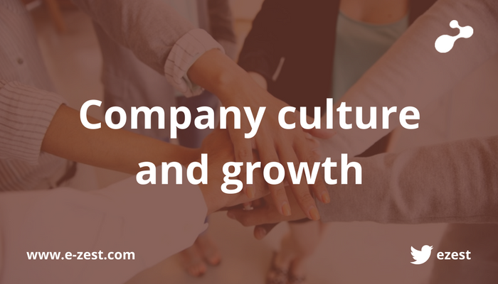 Company Culture and Growth