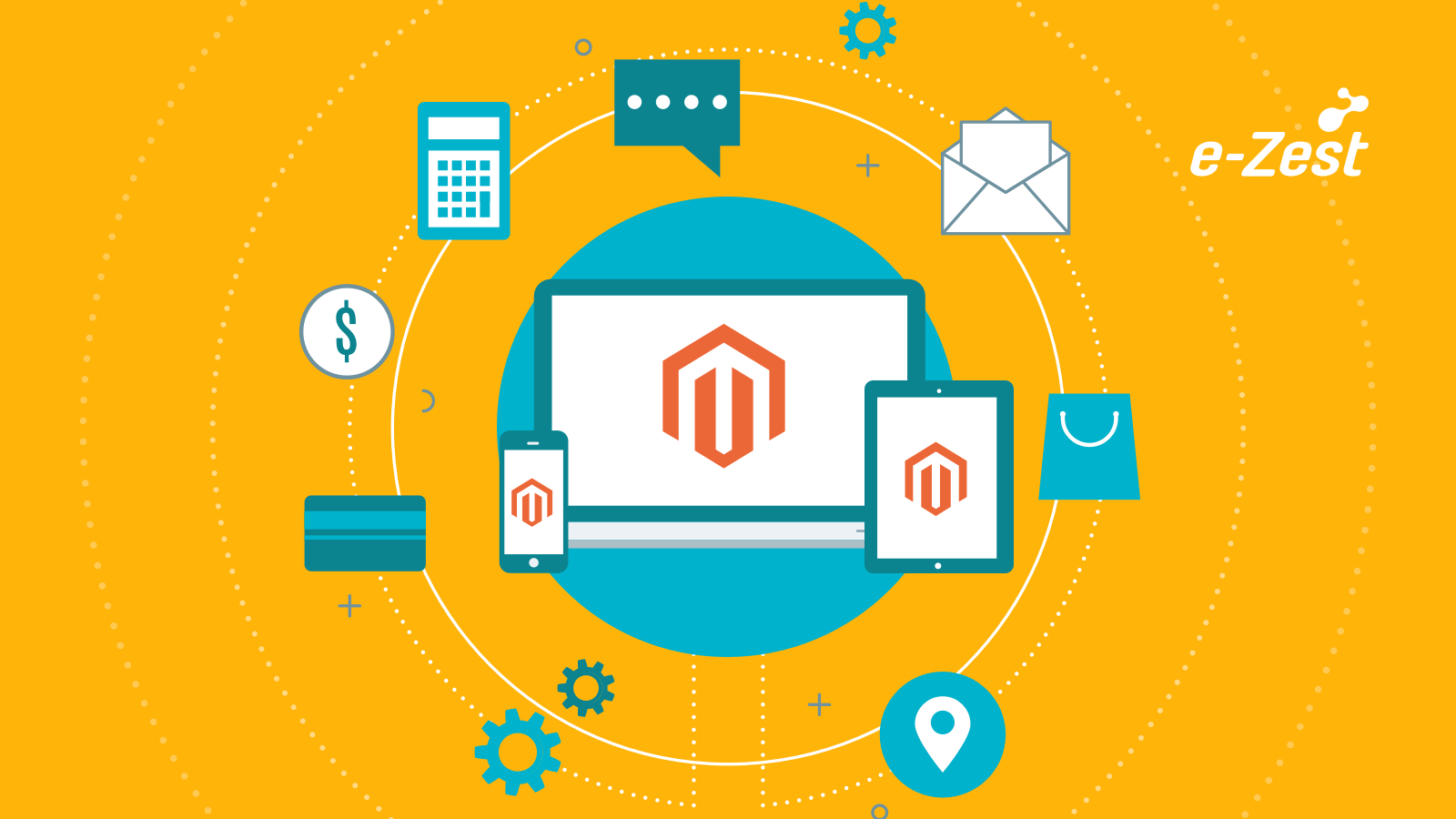 Delivering Omni-Channel Customer Experience with Magento