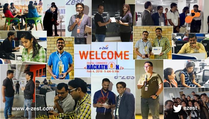 Digital Commerce Hackathon 2018
