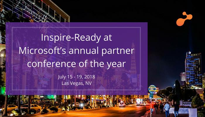 Meet e-Zest at Microsoft Inspire 2018