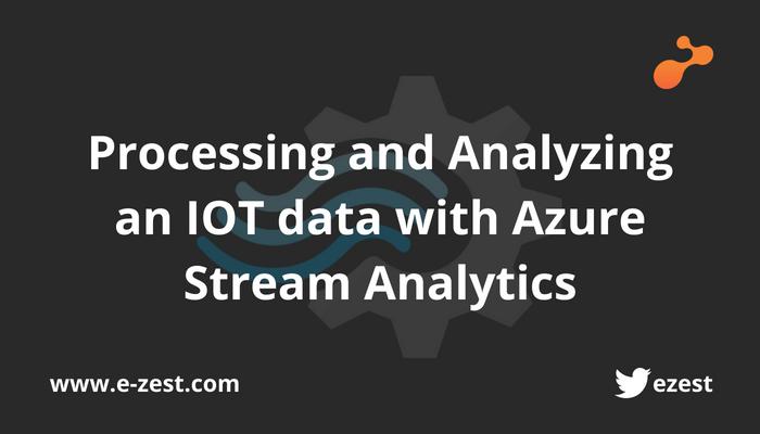 Azure Stream Analytics