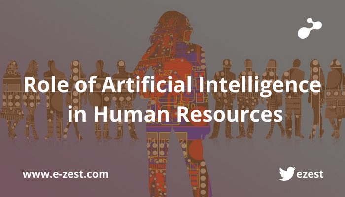 Role of Artificial Intelligence  in Human Resources