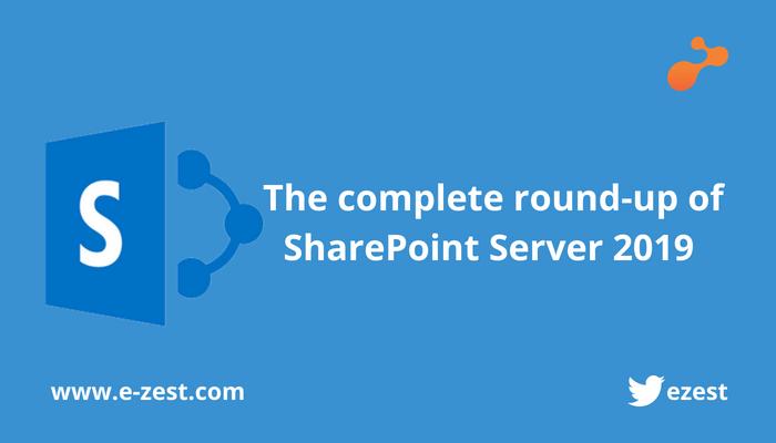 SharePoint Server 2019