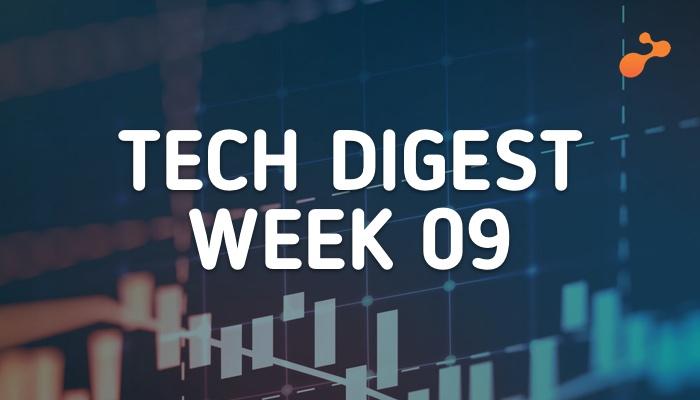 Tech digest week 09 by e-Zest