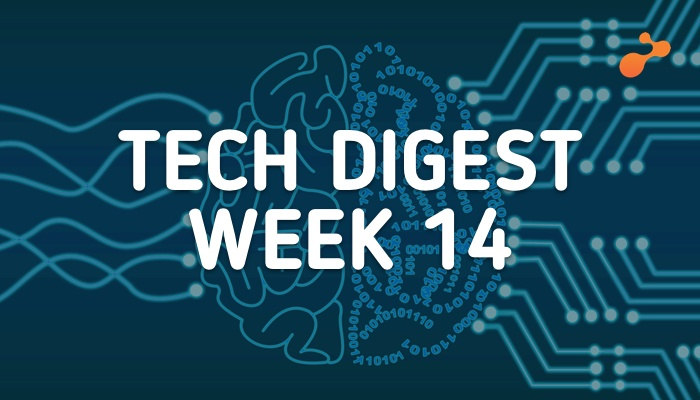 Technology stories week 14