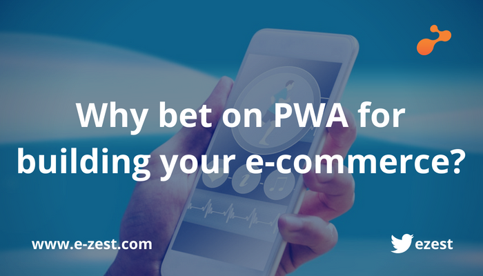 PWA for building your e-commerce