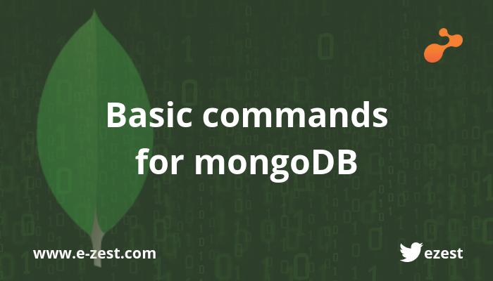 basic-commands-for-mongodb
