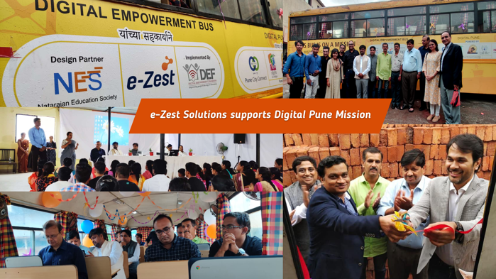 Digital Empowerment Bus e-Zest