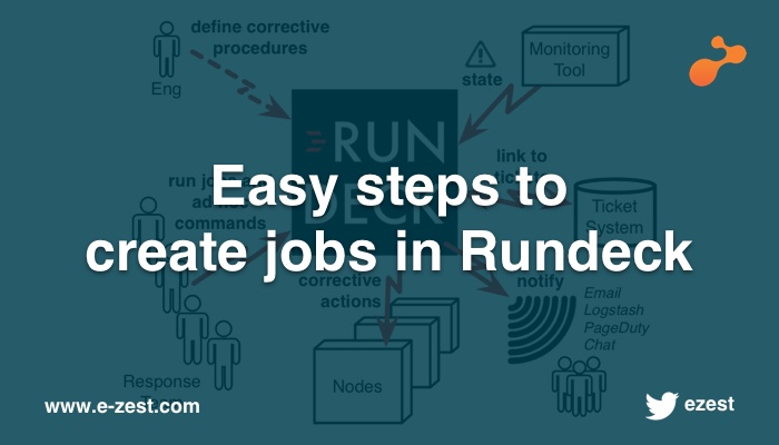 Easy Steps to Create Jobs in Rundeck