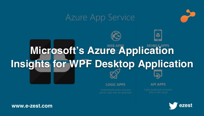 Microsoft's Azure Application Insights for WPF Desktop Application