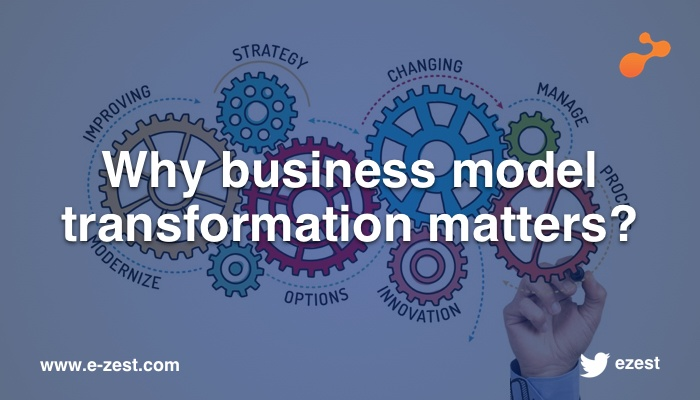 Why business model transformation matters