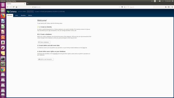 web-client-catena