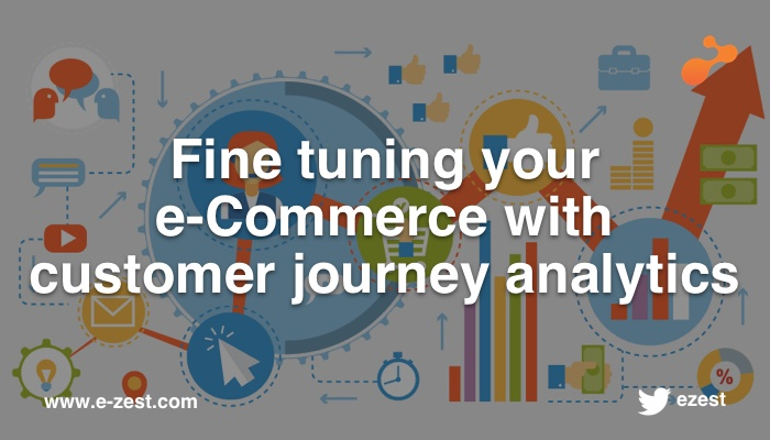 Fine tuning your e-commerce with customer journey analytics
