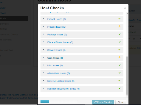 host-checks