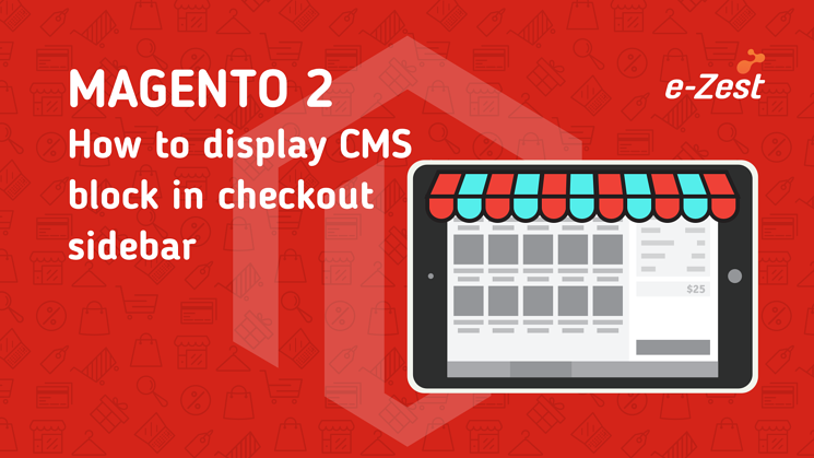 Magento 2 - How to display CMS block in Checkout Sidebar