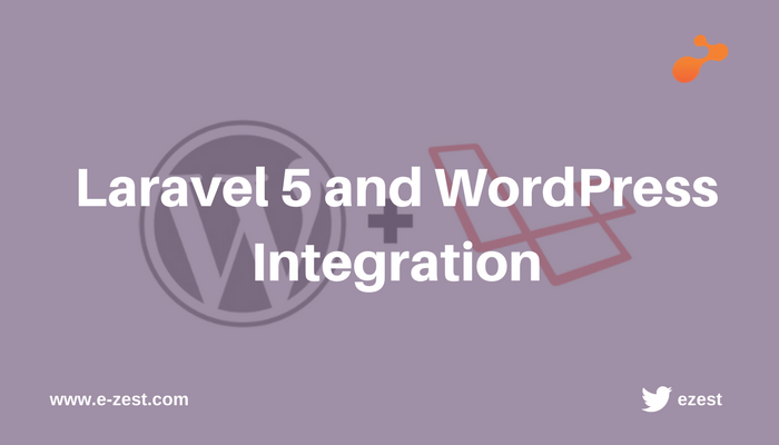 Laravel 5 and WordPress Integration