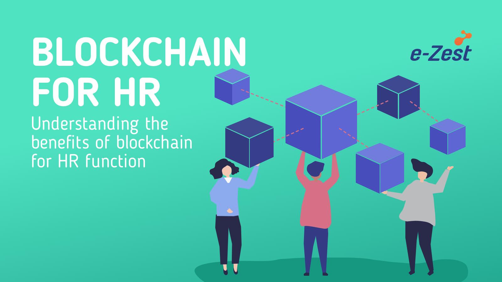 Blockchain for Human Resource