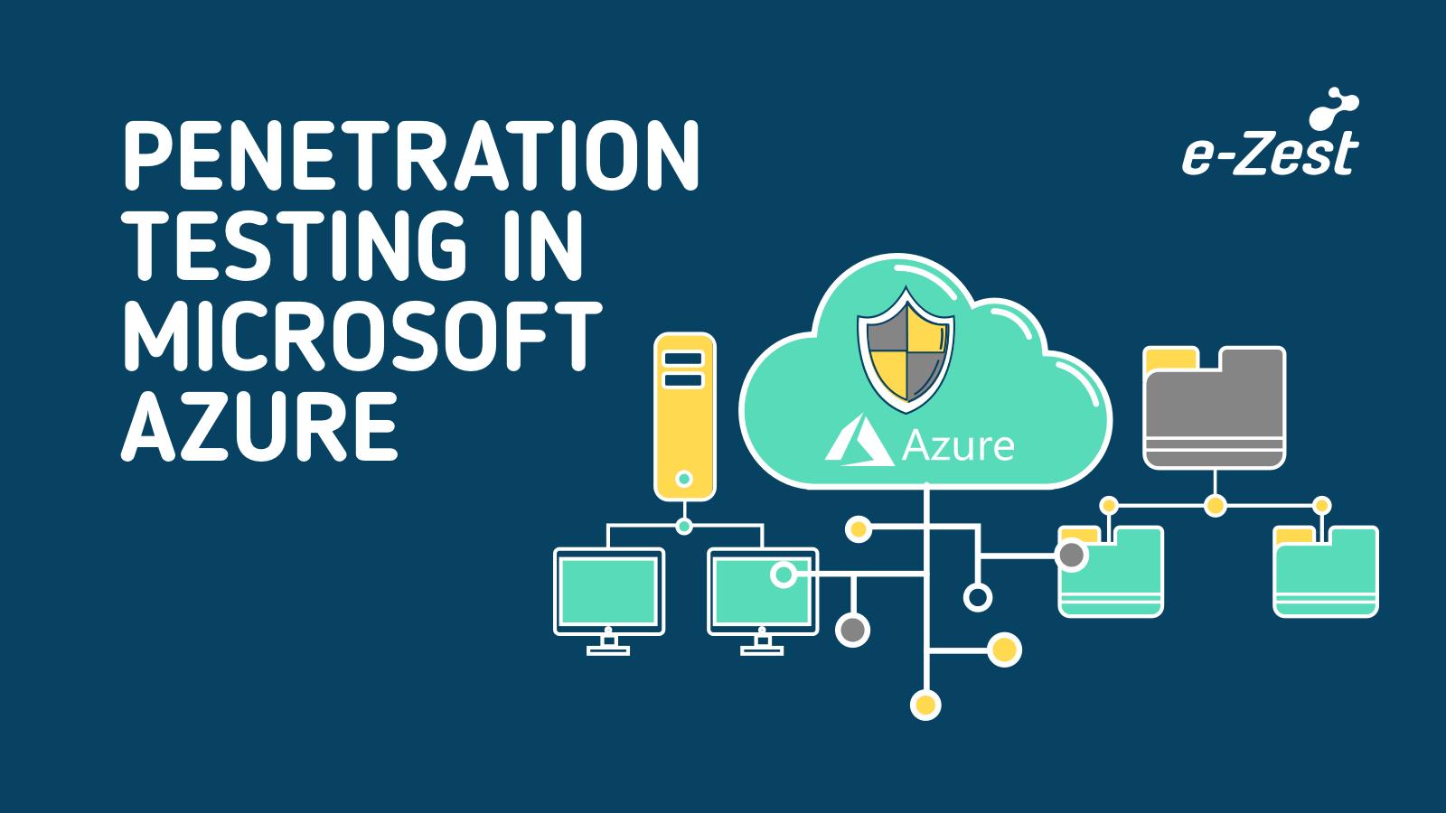 Penetration Testing in Microsoft Azure