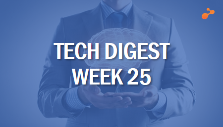 Top global technology trends to watch this week - Week 25, 2019