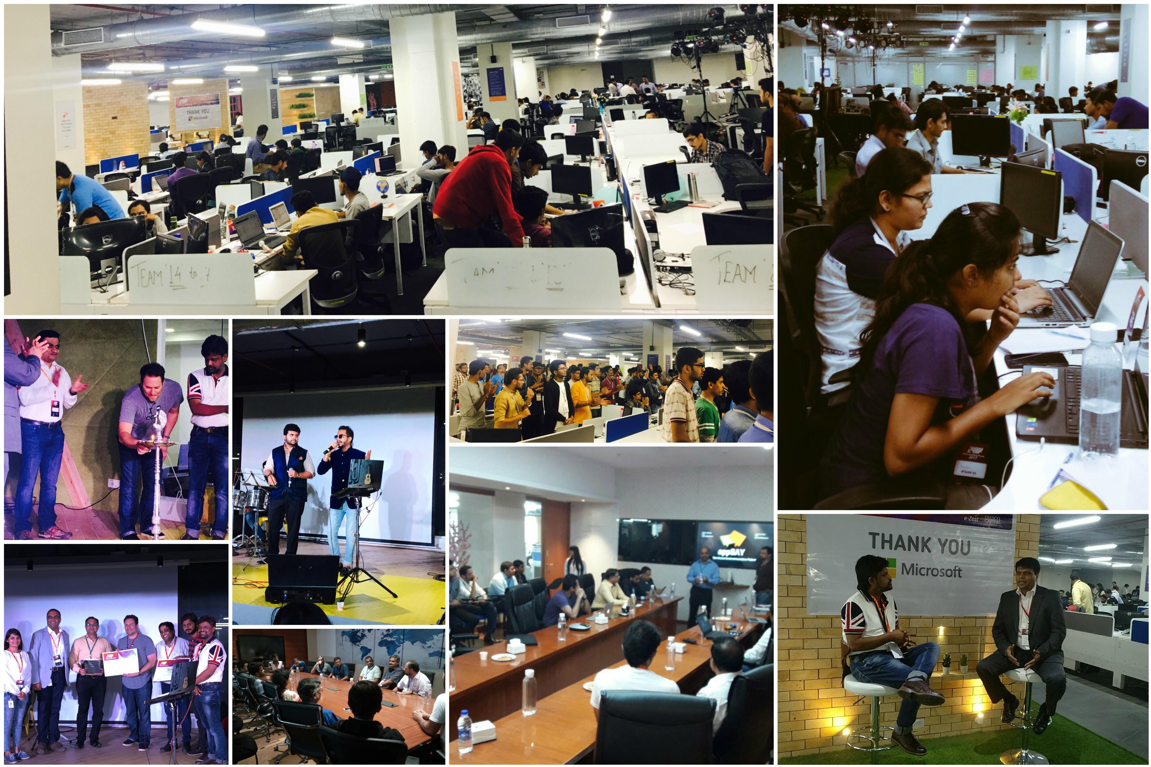 #HackathonPune Day 1: The Beginning