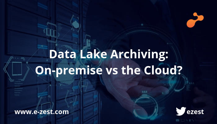 Data Lake Archiving: On-premise vs the Cloud?