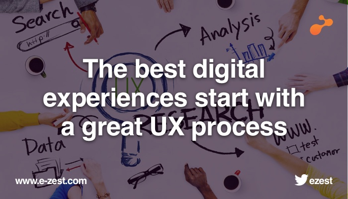Have good UX to drive your Digital Commerce success