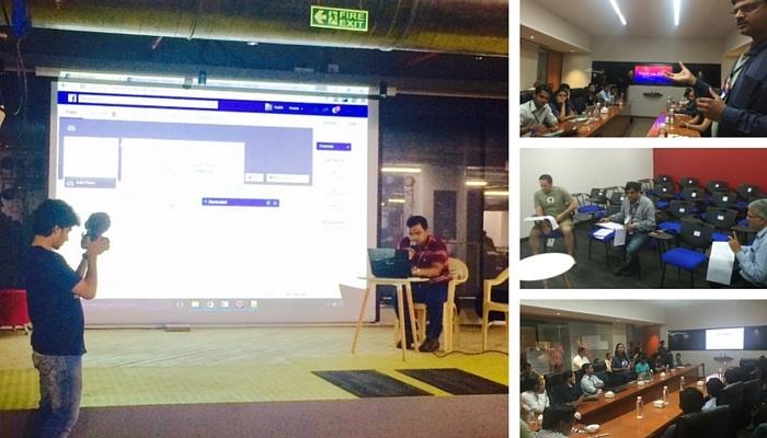 #HackathonPune Highlights – Day 2