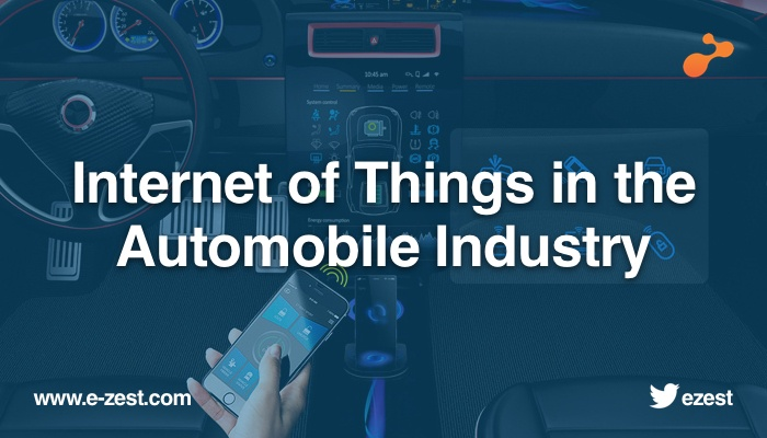Internet of Things in the Automobile Industry