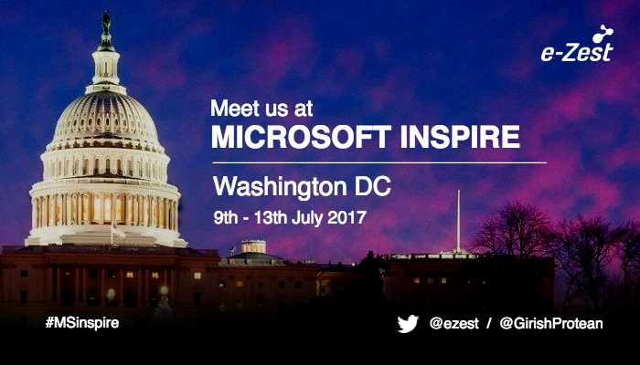 Microsoft Inspire - A place to be in every July!