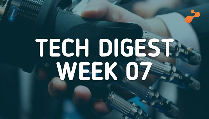 Tech Stories Handpicked for you- Week 7, 2018