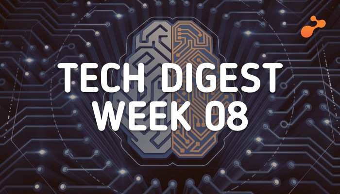 Technology news around the globe - Week 8, 2018