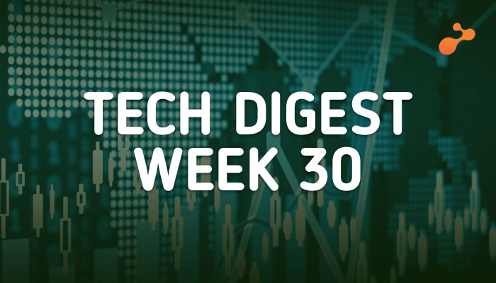 Technology stories that are worth - Week 30, 2018