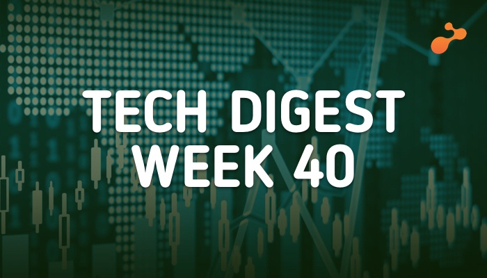 Tech Stories Handpicked for you- Week 40, 2018