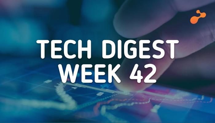 Technology news around the world - Week 42, 2018