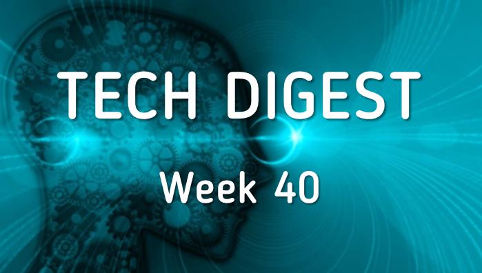 Tech stories making news – Week 40, 2016
